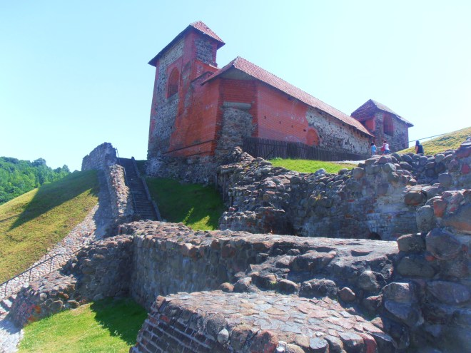 Vilnius Fortress, Lithuania