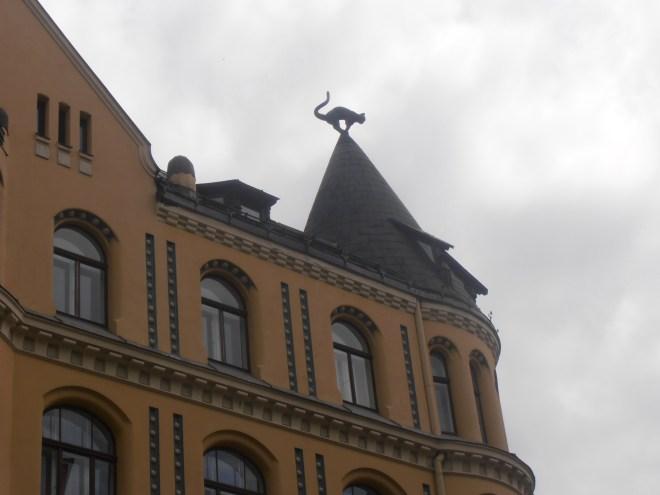 The House of Cats, Riga, Latvia