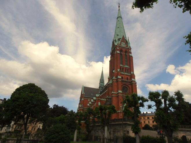 Adolf Fredriks Church, Stockholm, Sweden