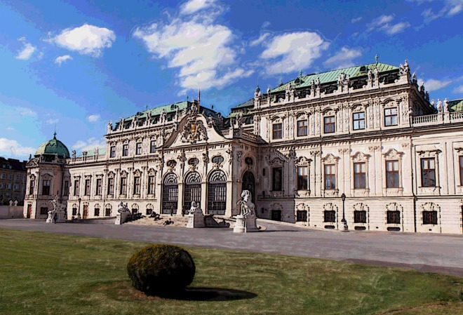 The Hofburg Palace, Vienna