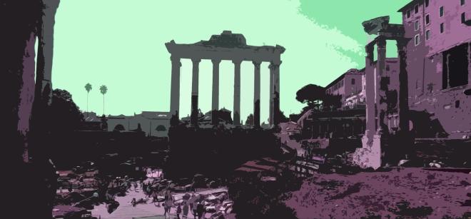 The Foro Romano