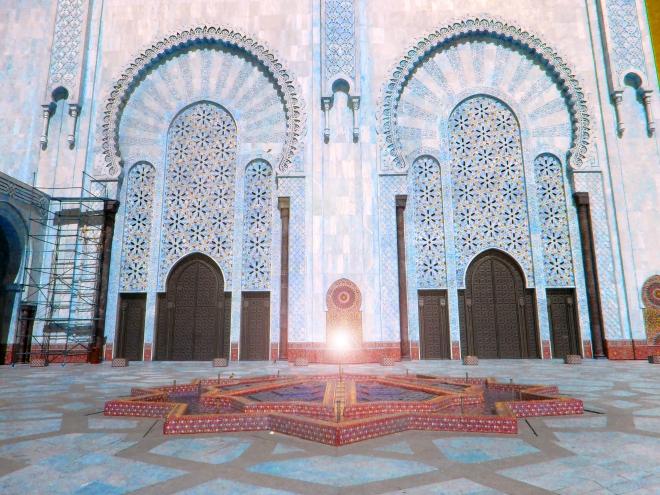 Beautiful Casablanca