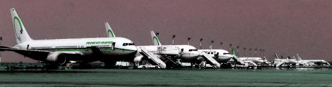 Mohammad V Airport, Casablanca