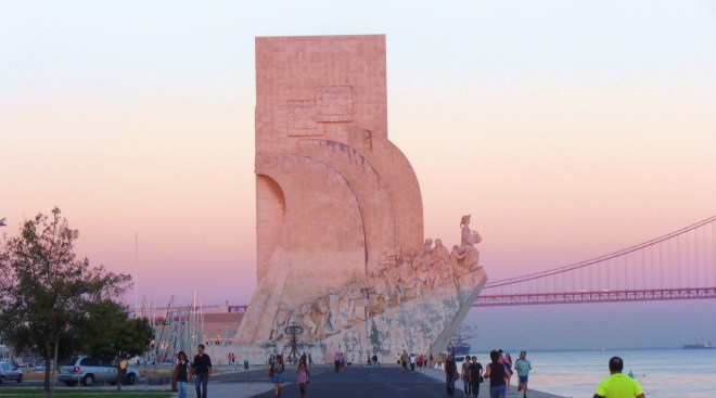 The Monument to Discoveries, Lisbon